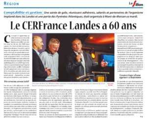 Article Le Sillon Cerfrance Landes