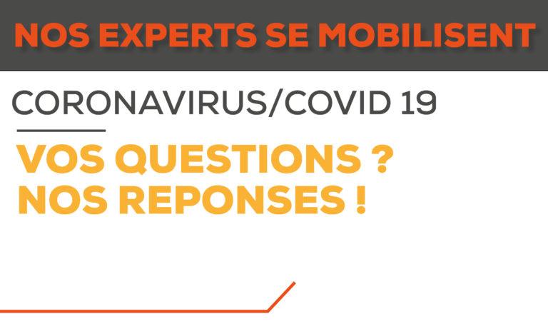 COVID-19 – NOUVELLES ATTESTATIONS EMPLOYEUR